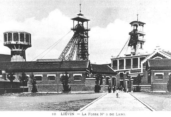 Compagnie des mines de lievin for Piscine lievin